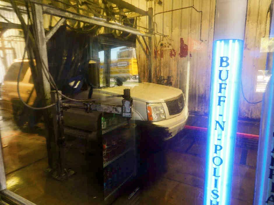 Cathedral City Express Car Wash